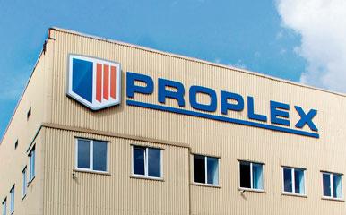 PROPLEX :: Профиль PROPLEX производится на собственном заводе ПРОПЛЕКС, расположенном в городе Подольск Московской области, в 10 километрах на юг от МКАД