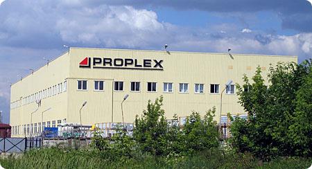 PROPLEX :: Профиль PROPLEX производится на собственном заводе ПРОПЛЕКС, расположенном в городе Подольск Московской области, в 10 километрах на юг от МКАД.