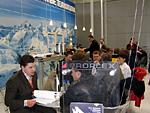 """Стенд Группы компаний ПРОПЛЕКС на выставке """"Окна и Двери 2006"""""""