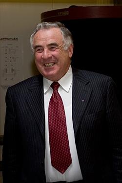 Зигфрид Полич («Мистер Пластик») - основатель австрийской фирмы Technoplast