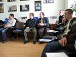 PROPLEX: 6-7 октября 2008 в Центре обучения ПРОПЛЕКС в г.Подольске был успешно проведен расширенный технический семинар по пластиковым окнам (окнам ПВХ) для Партнеров компании ПРОПЛЕКС
