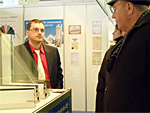 """На стенде ООО """"Профильный Мир"""" - PROPLEX было проведено 48 переговоров с потенциальными переработчиками."""