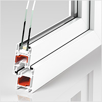 Подробнее об оконном ПВХ профиле PROPLEX-Балкон